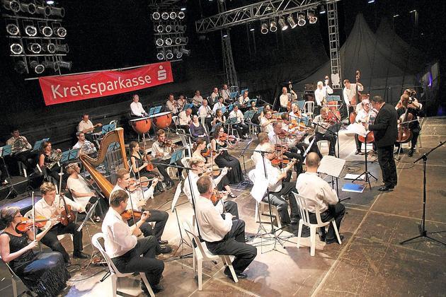 2012 – Klassik Open- Air in der Emsaue