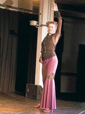 2011 – Ana Sojor in der Kulturschmiede