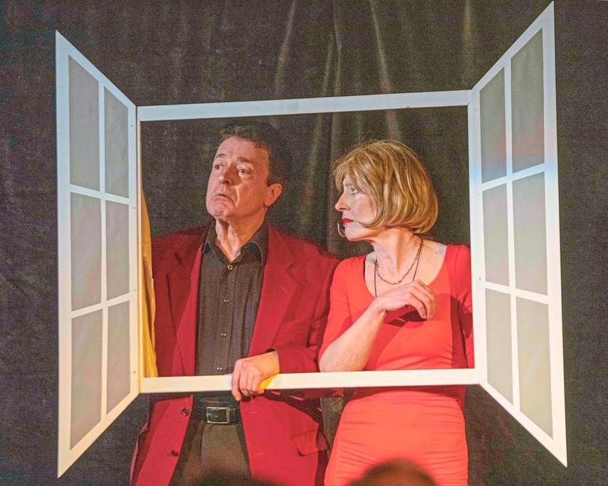 """2019 – Thiele-Neumann-Theater: Tucholsky – """"Ein Ehepaar erzählt einen Witz"""" – 18. Oktober"""