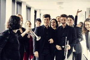 WDR Big Band / Bundesjazzorchester @ Kulturzentrum GBS (Ballenlager)