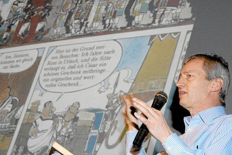 2011 – Dr. Martin Dziersk im Ballenlager (Teil 1)