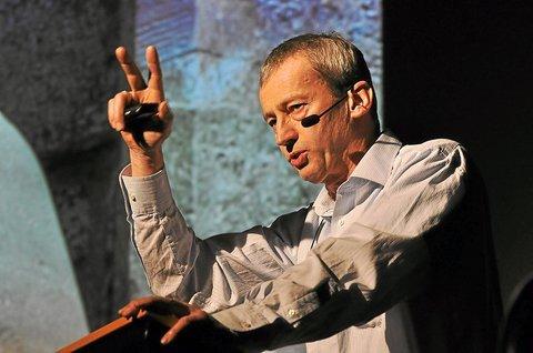 2011 – Dr. Martin Dziersk im Ballenlager (Teil 3)