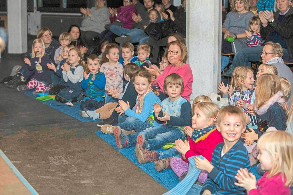 2018 – Figurentheater Hille Pupille in der Kulturschmiede – 4. März