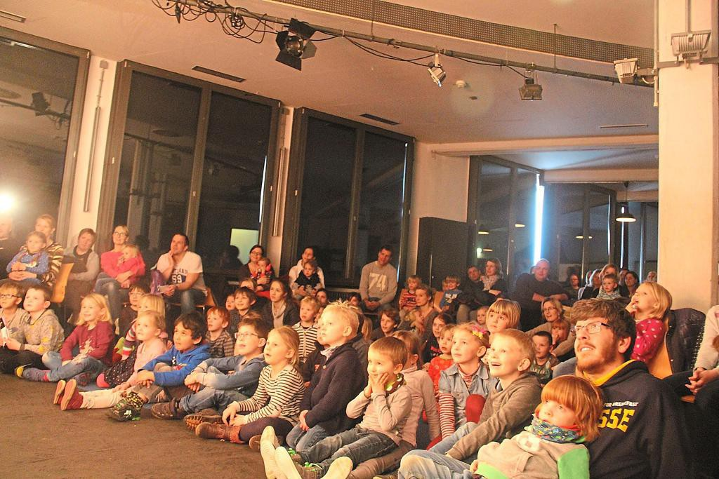 2017 – Kindertheater in der Kulturschmiede