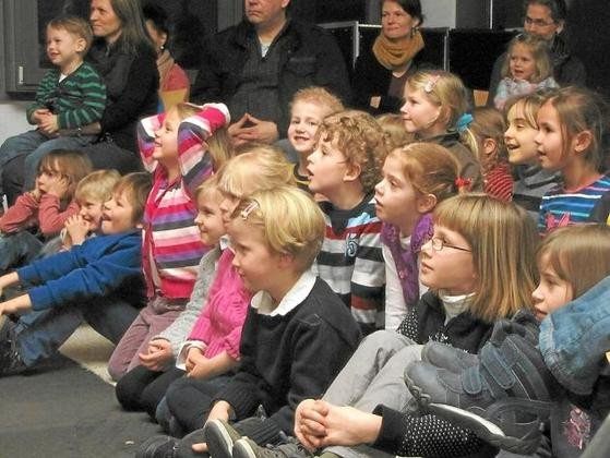 Kinderthetaer in der Kulturschmiede