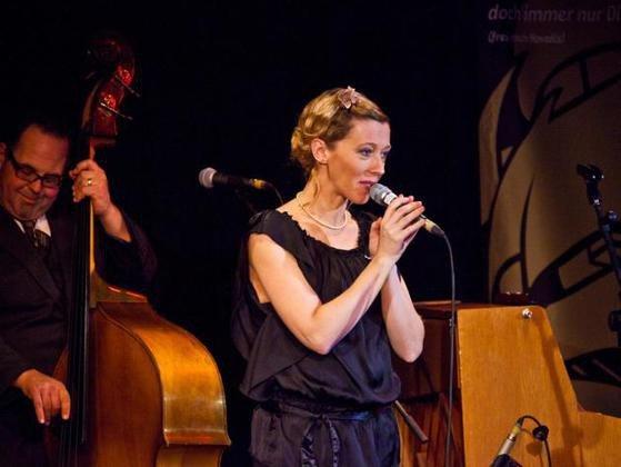 2014 – Kitty Hoff in der Kulturschmiede