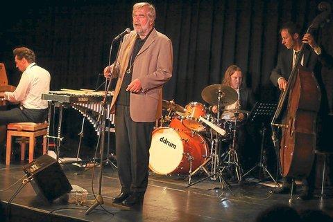 2011 – Knut Kiesewetter in der Kulturschmiede