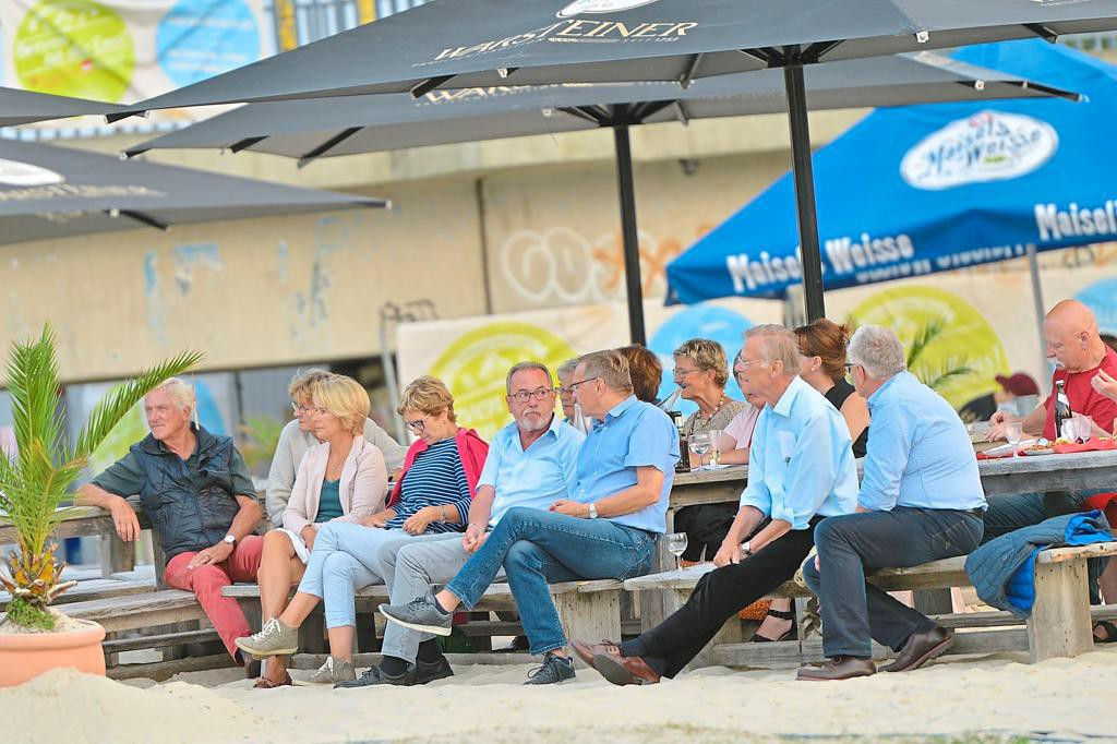 Open-Air-Klassik-Konzert am Beach