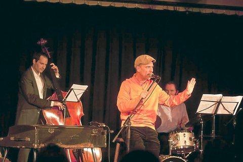 2011 – Peter Fessler und Kento Su Nova in der Kulturschmiede