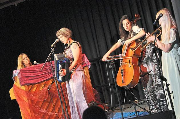 Songbirds Collective in der Kulturschmiede