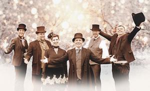 """Christoph Tiemann und das Theater """"Ex Libris"""" - """"Christmas Carol"""" (Charles Dickens)"""