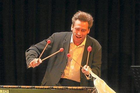 Tobias Sudhoff in der Kulturschmiede