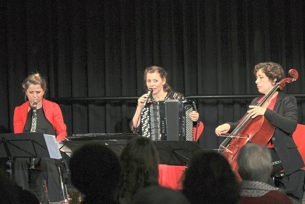 2018 – Trio con Abbandono – 3. November