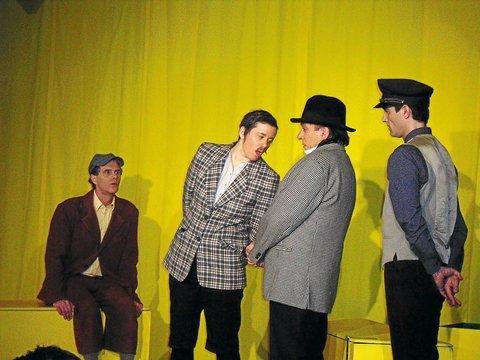 2011 – Trotz Alledem Theater in der Kulturschmiede