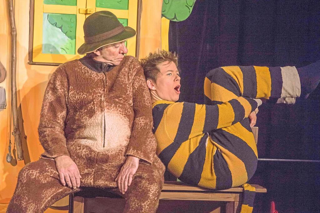 2017 – Trotz-alledem-Theater in der Kulturschmiede