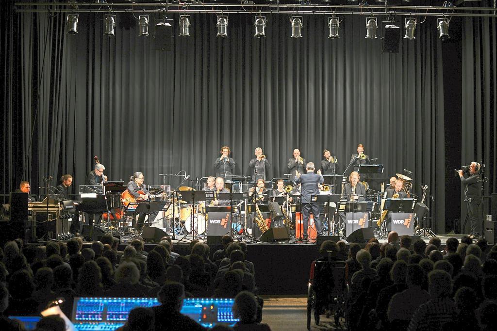 2017 – WDR Bigband im Ballenlager