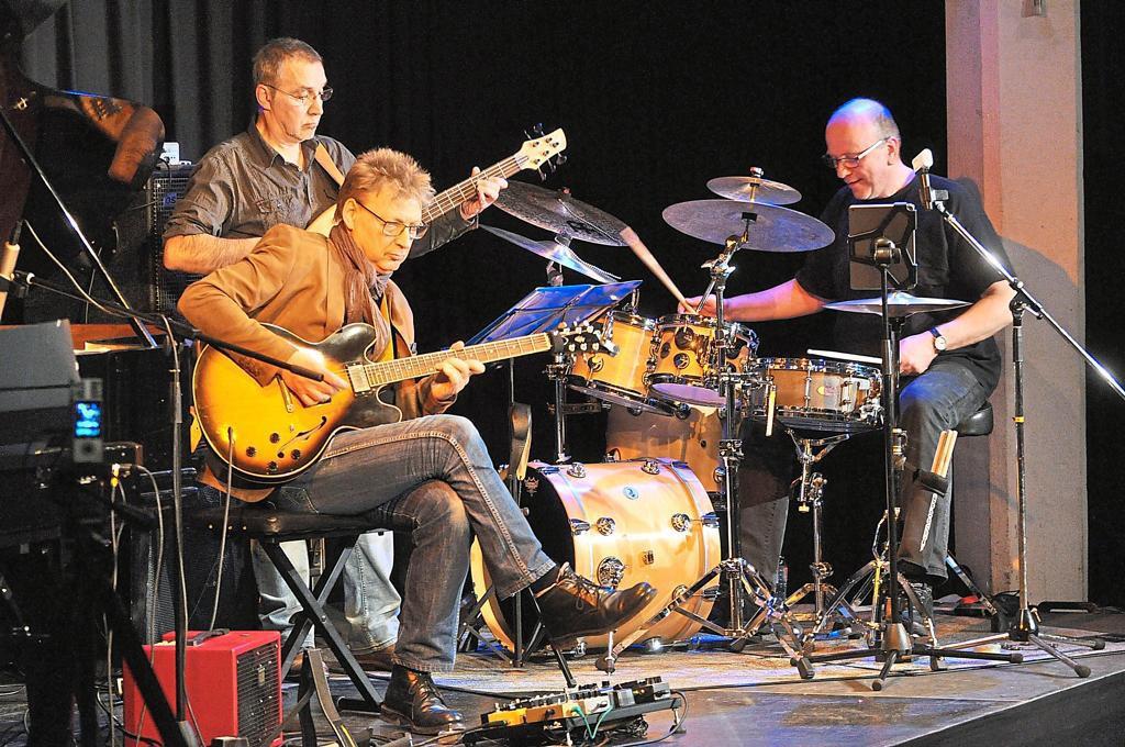2017 – WWB-Trio in der Kulturschmiede