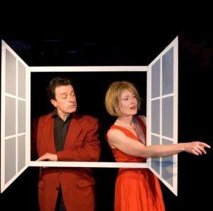 """Thiele-Neumann-Theater - """" Kurt Tucholsky - Ein Ehepaar erzählt einen Witz"""" @ Kulturzentrum GBS (Kulturschmiede)"""