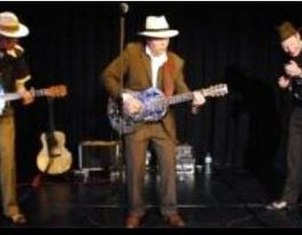 Hootin the Blues in der Kulturschmiede