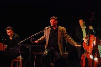 2010 – Kento su Nova in der Kulturschmiede