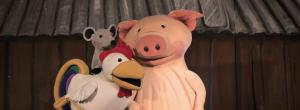 "Bielefelder Puppenspiele - ""Die drei Freunde"" @ Kulturzentrum GBS (Kulturschmiede)"